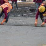 how does concrete set