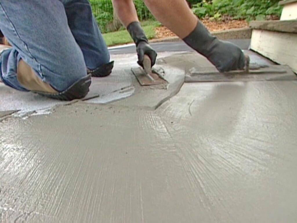 concrete resurfacer