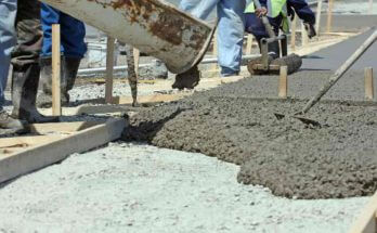 how to use ready mix cement