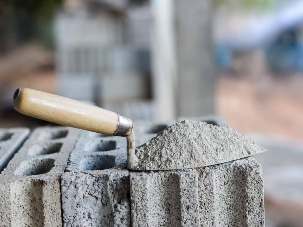 types of mortar